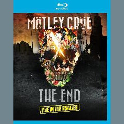 MÖTLEY CRÜE - The End Live In Los Angeles