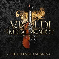 VIVALDI METAL PROJECT - The Extended Sessions