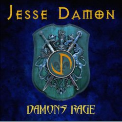 JESSE DAMON - Damon's Rage