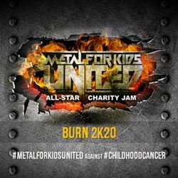 METAL FOR KIDS UNITED! - Burn 2K20