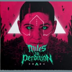 MILES TO PERDITION - 2084