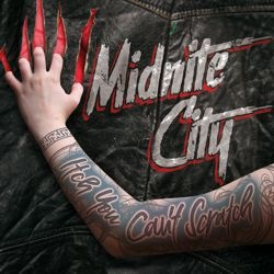MIDNITE CITY - Itch You Can't Scratch