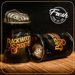 BACKWOOD SPIRIT - Fresh From The Can
