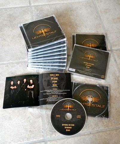 CD fertig