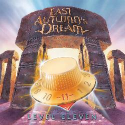LAST AUTUMN'S DREAM - Level Eleven Lad2015-cover-web