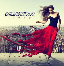 NEWMAN - Siren (2013) Newman-cover-web