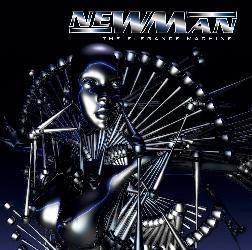 NEWMAN - The Elegance Machine Newman2015-cover-web